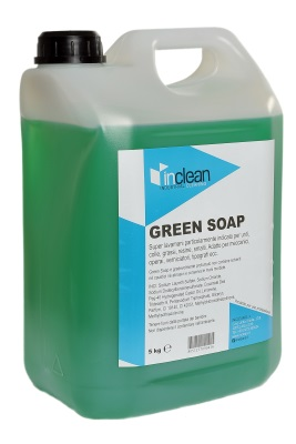 Linea InClean - Green Soap 5kg