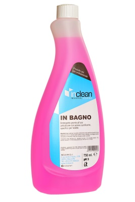 Linea InClean - In Bagno 750ml