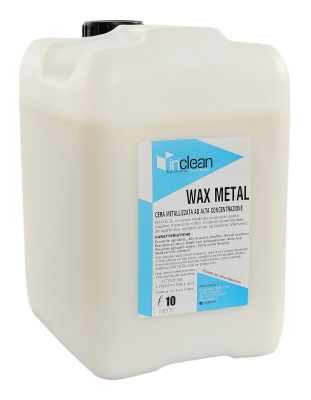 Linea InClean - Wax Metal
